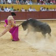 Bullfighting. — Stock Photo