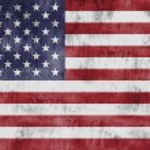 American flag. — Stock Photo #13358436
