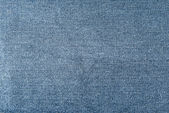 Old blue jeans pattern background — Stock Photo