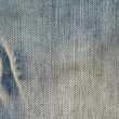 Old blue jeans pattern background — 图库照片