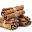 Bunches of cinnamon sticks — Stock Photo #30971185