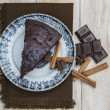 Chocolate cacke — Stock Photo #37258523