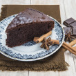 Chocolate cacke — Stock Photo #38411963