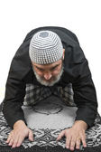 Muslim man praying. — Foto Stock