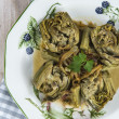 Stock Photo: Artichokes