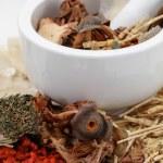 Chinese medicine herbs — Stock Photo #27253161