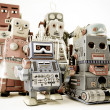 Robots — Stock Photo