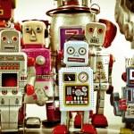 Robot — Stock Photo #27416497