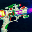 Ray gun — Stock Photo
