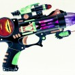 Stock Photo: Ray gun