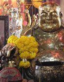 Grand Bouddha d'or — Photo