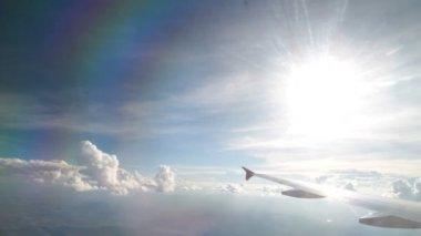 Flying — Stock Video