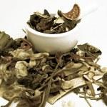 Chinese medicine herbs — Stock Photo #28842265