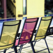 Deckchairs, — Stock Photo #40653011