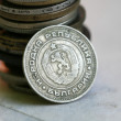 Rare coins, Bulgaria — Stock Photo #12563137