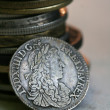 Coin from France, rare, Louis XIV — Stock Photo #12563306