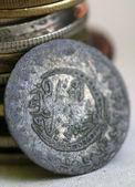 硬币从 otoman 帝国 — 图库照片