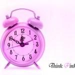 Think pink — Stock Photo