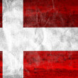 Denmark flag — Stock Photo #19564865