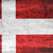 Denmark flag — Stock Photo #19564885