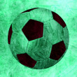 Soccer-ball - Stock Photo