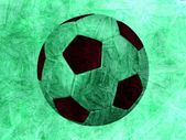 Soccer-ball — Stock Photo