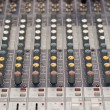 Music mixer desk — Stock Photo #22054921