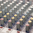 Music mixer desk — Stock Photo #22054935