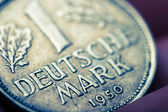 One german mark — Stock Photo