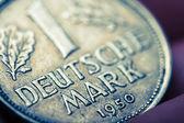 One german mark — Stock Photo
