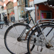 Bikes in malmo sweden — Stock Photo #24244085