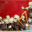 Stock Photo: Symphony orchestrdolls