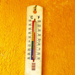 Old wall thermometer - Photo