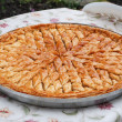 Stock Photo: Baklava, turkish ready for eating