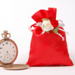 Stock Photo: Always is time for presents