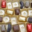 Stock Photo: Luxury Chocolates