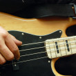 Bass guitar — Stock Photo #30490645