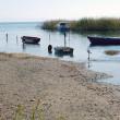 Lake ohrid, macedonia — Stock Photo