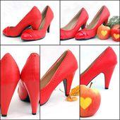 Yüksek topuk ayakkabı — Stok fotoğraf