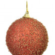 christmass ball — Stock Photo