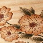 Flower carpet design — Stock Photo #38098765