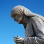 Blessed Mother Teresa — Stock Photo #44119471