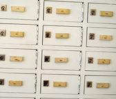 Cajas de seguridad — Foto de Stock