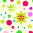 Beautiful floral background — Stockvectorbeeld
