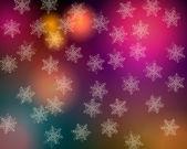 Beautiful winter background — Stock Vector