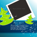 Beautiful Christmas card — Stock Vector #8122763