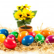 Stock Photo: Easter Eggs.