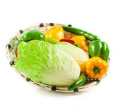 Fresh vegetables. — Stok fotoğraf