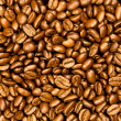 Stock Photo: Brown coffee, background texture. roasted coffee beans. Brown co