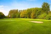 Golf course. — Stock Photo